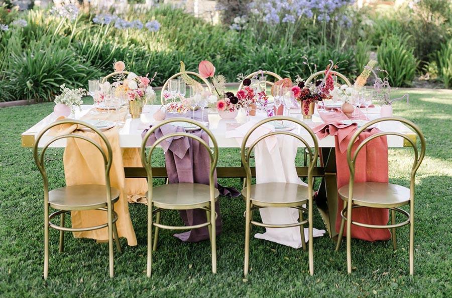 10 идей для свадьбы летом 16