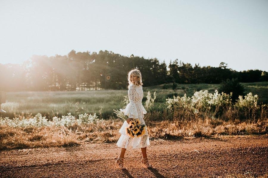 10 идей для свадьбы летом 19