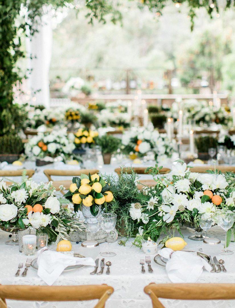 10 идей для свадьбы летом 4
