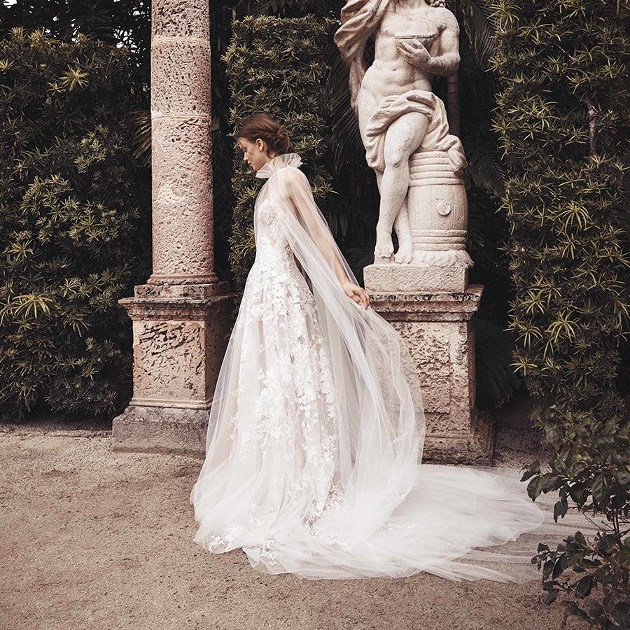 модные свадебные платья 2020 1