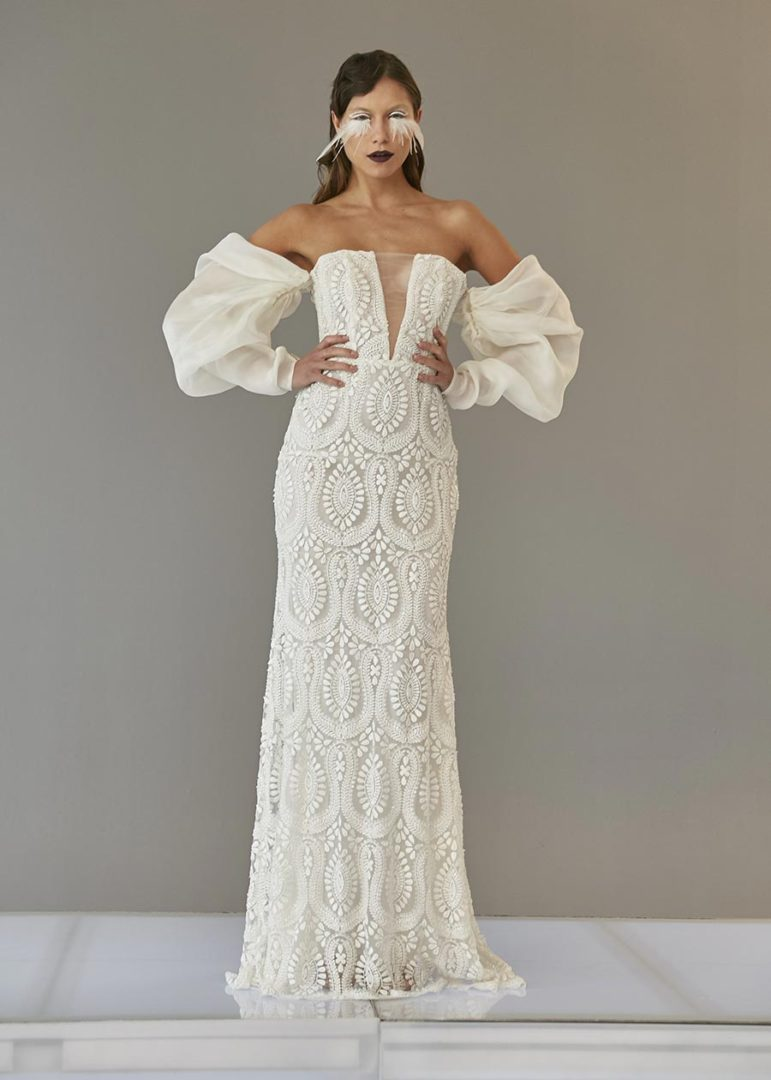 модные свадебные платья 2020 12