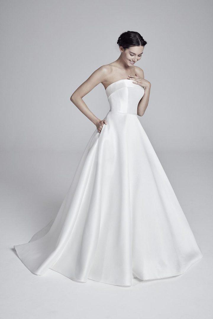 модные свадебные платья 2020 14
