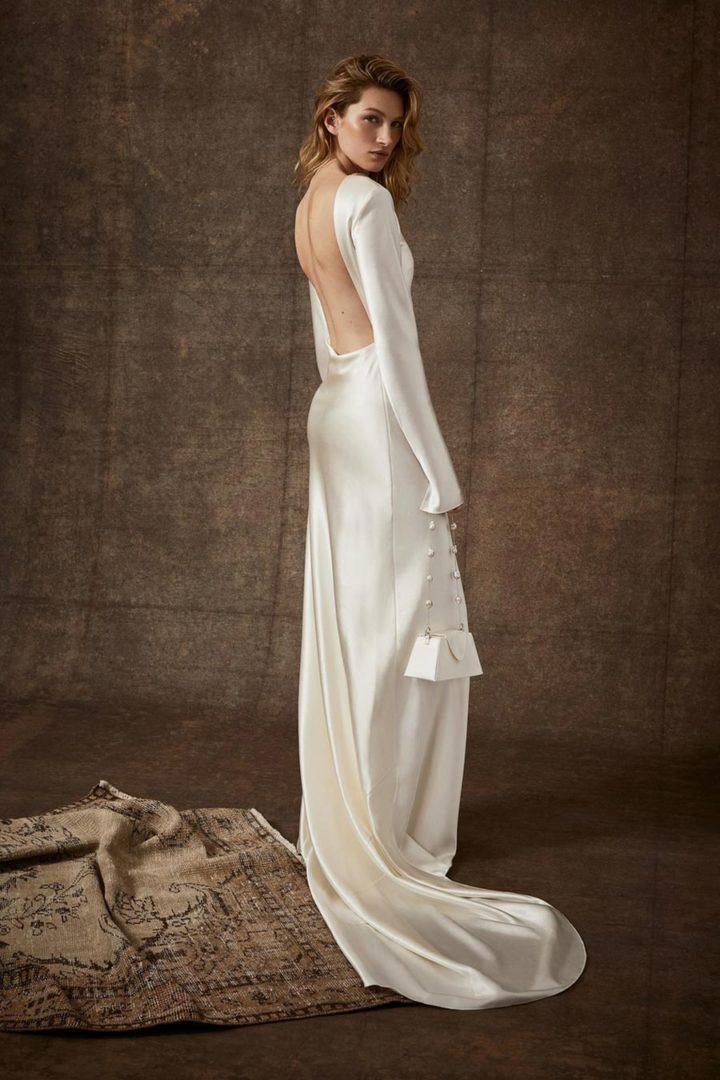модные свадебные платья 2020 16