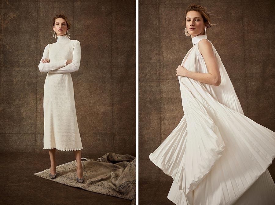 модные свадебные платья 2020 18