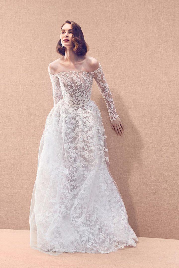 модные свадебные платья 2020 2