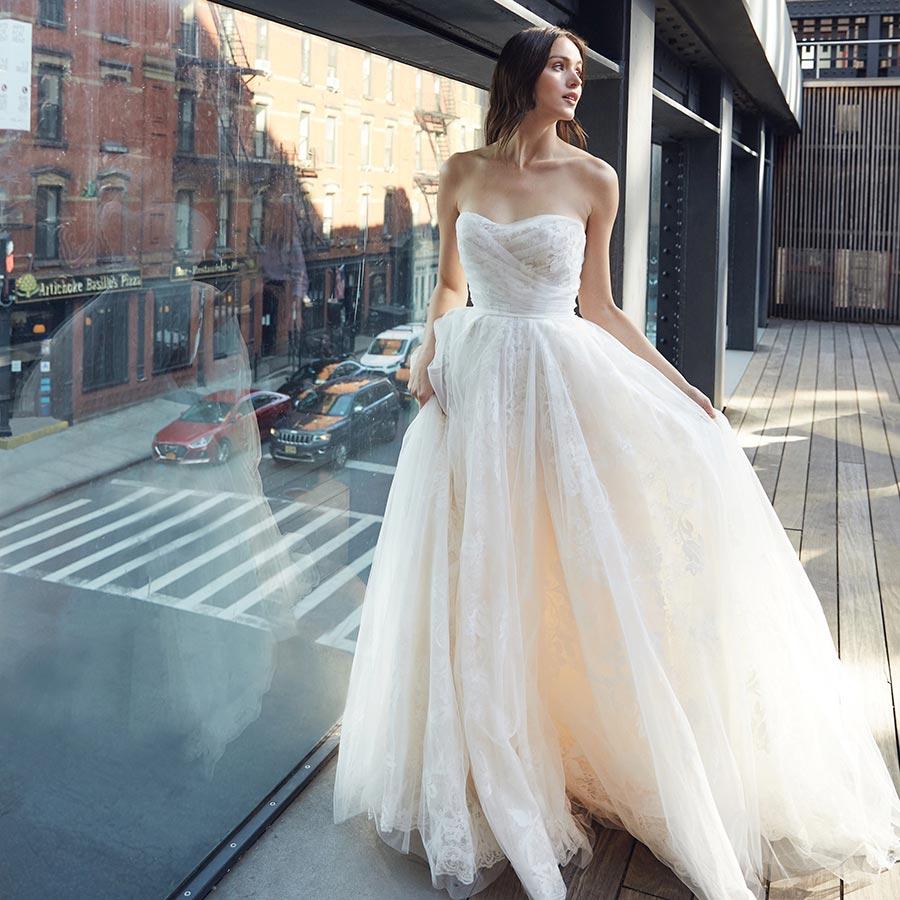 модные свадебные платья 2020 20