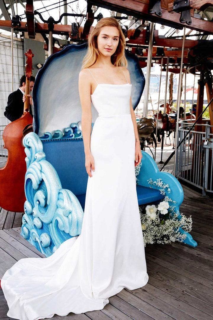 модные свадебные платья 2020 21