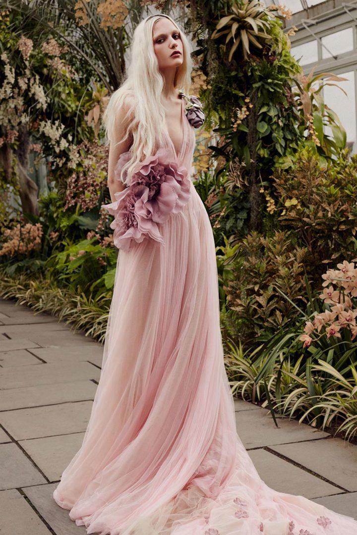 модные свадебные платья 2020 22