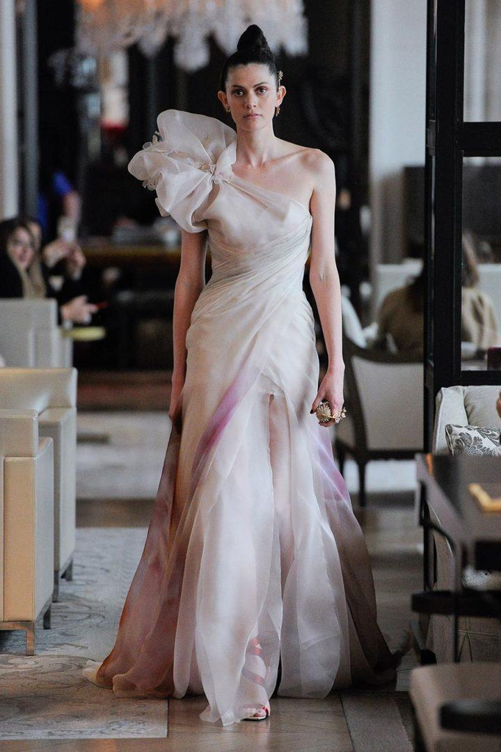 модные свадебные платья 2020 23