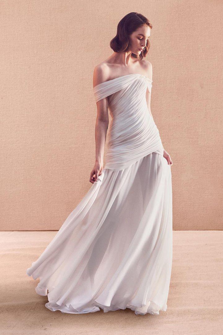модные свадебные платья 2020 24