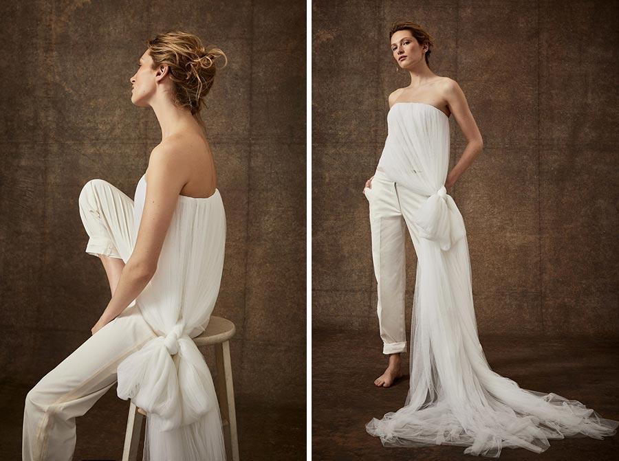 модные свадебные платья 2020 25