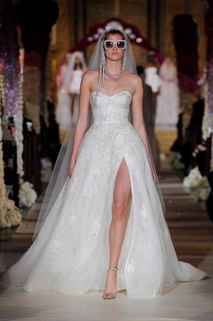 модные свадебные платья 2020 27