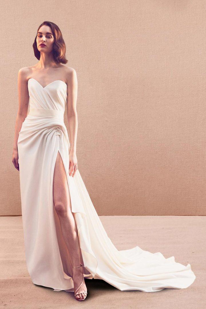 модные свадебные платья 2020 28