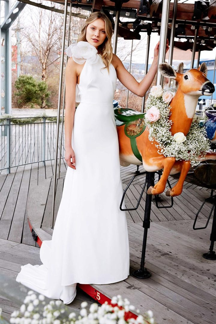 модные свадебные платья 2020 29