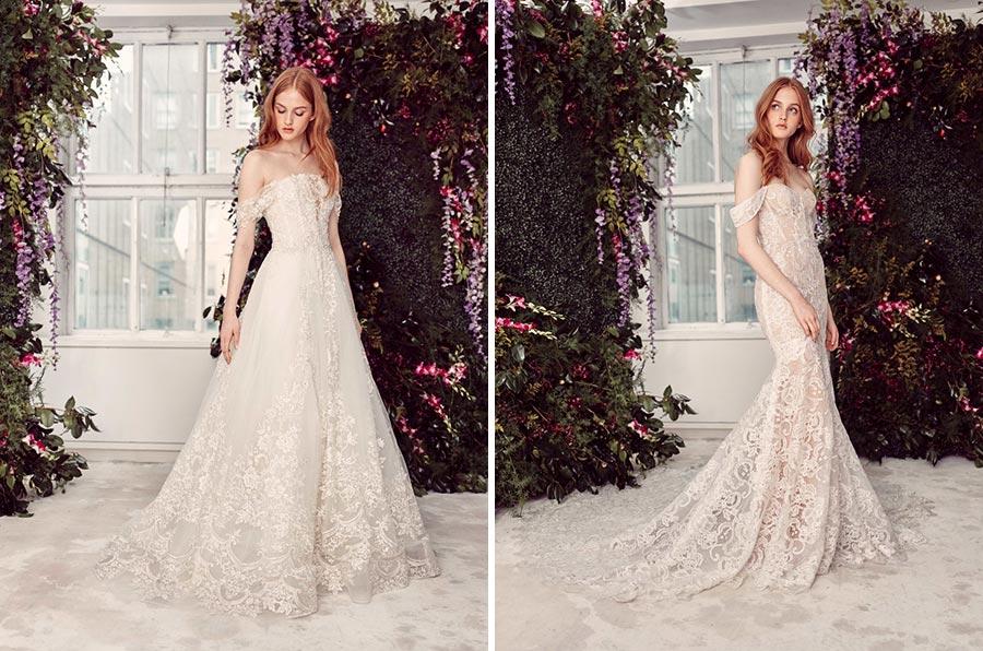 модные свадебные платья 2020 3