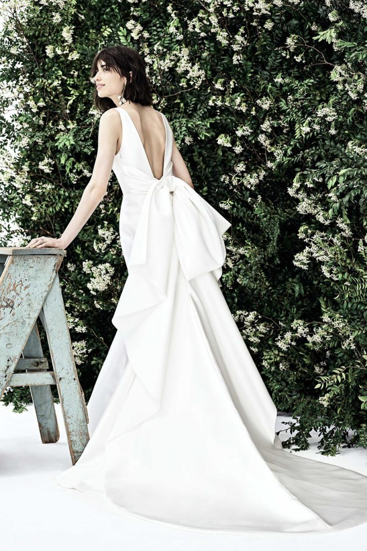 модные свадебные платья 2020 31