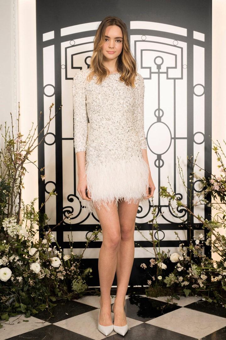 модные свадебные платья 2020 32