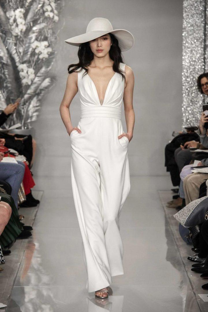 модные свадебные платья 2020 33
