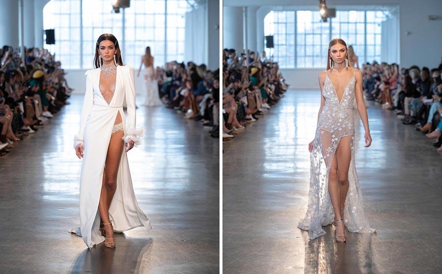 модные свадебные платья 2020 36