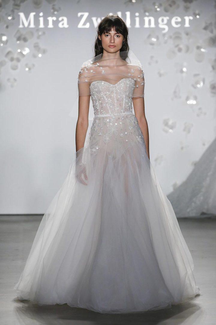 модные свадебные платья 2020 38