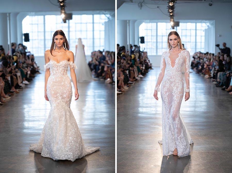 модные свадебные платья 2020 4