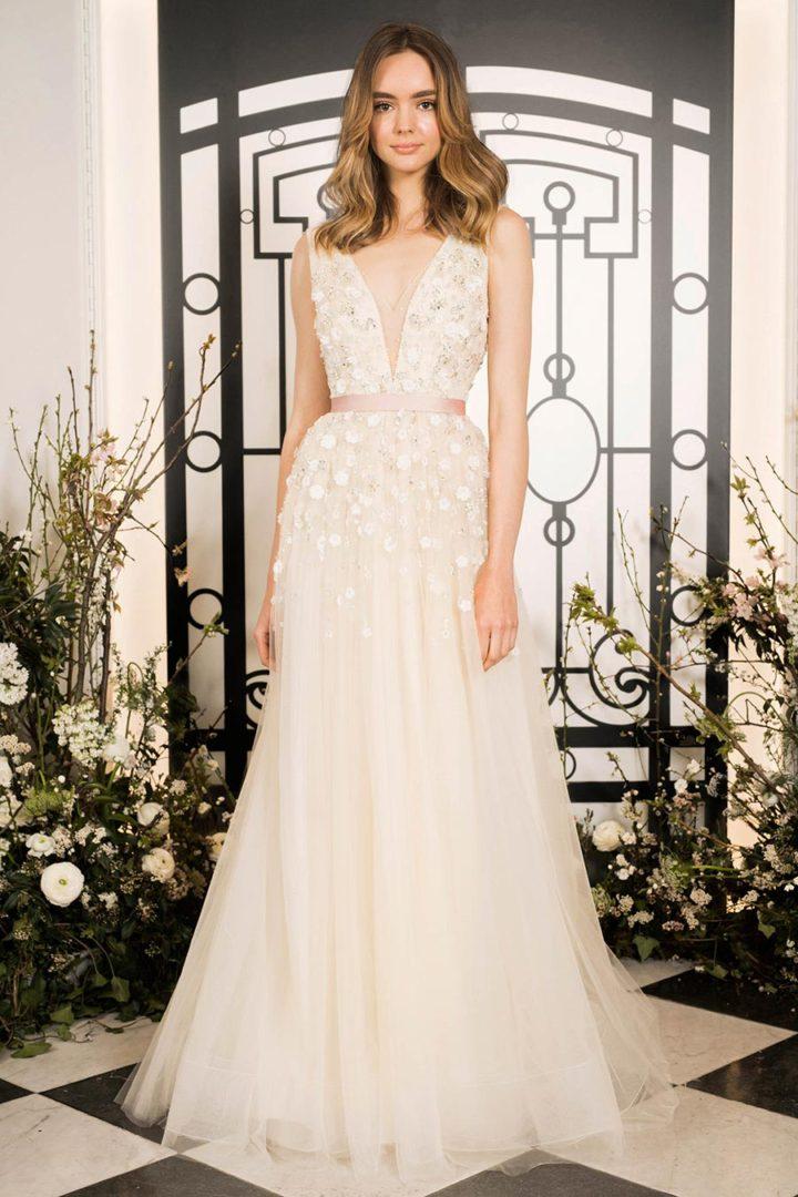 модные свадебные платья 2020 6