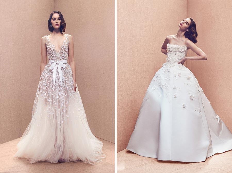 модные свадебные платья 2020 7