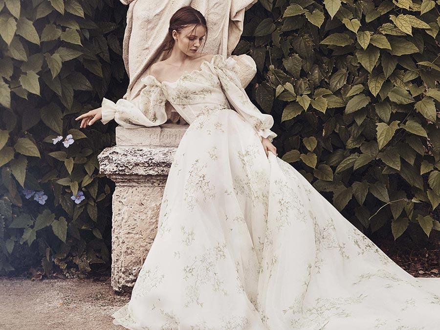 модные свадебные платья 2020 9