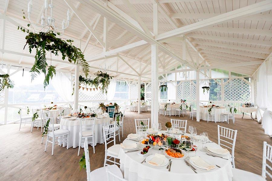 10 лучших загородных отелей для свадьбы в подмосковье 11
