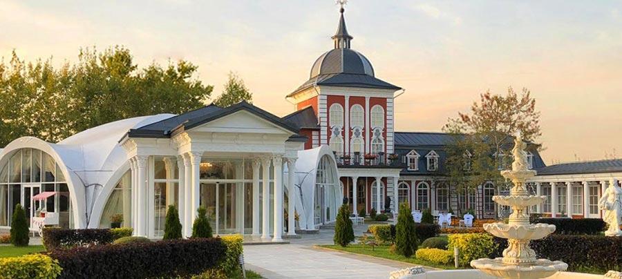 10 лучших загородных отелей для свадьбы в подмосковье 15