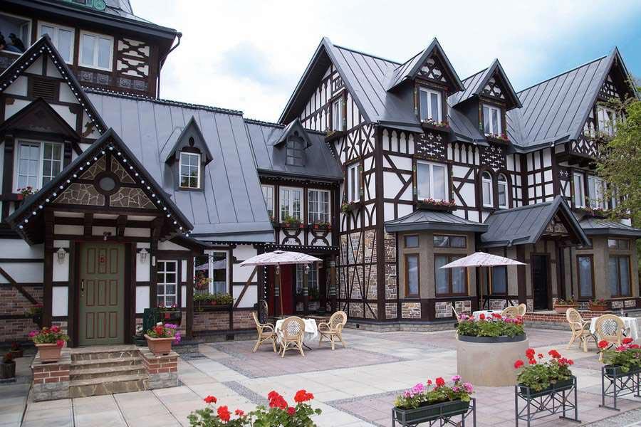 10 лучших загородных отелей для свадьбы в подмосковье 16
