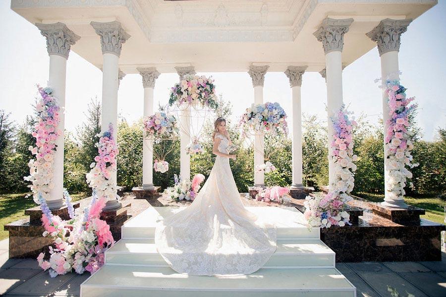 10 лучших загородных отелей для свадьбы в подмосковье 17