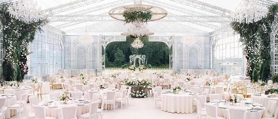 10 лучших загородных отелей для свадьбы в подмосковье 18