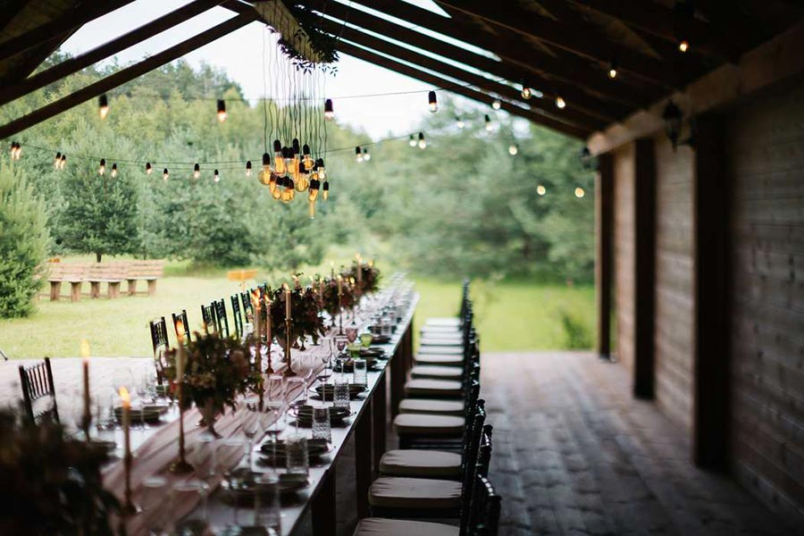 10 лучших загородных отелей для свадьбы в подмосковье 26