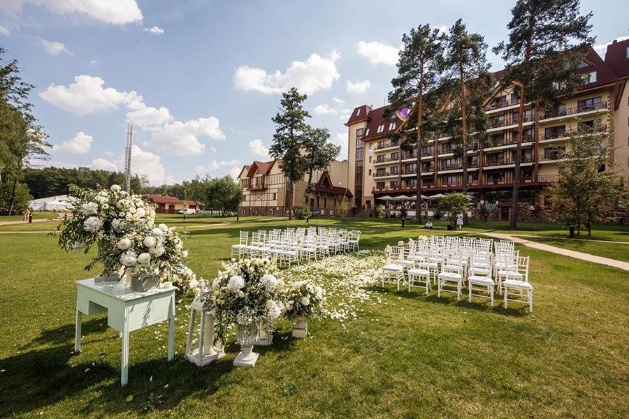 10 лучших загородных отелей для свадьбы в подмосковье 27