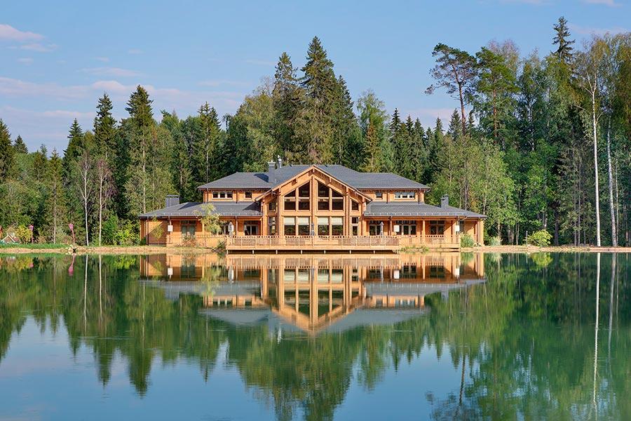 10 лучших загородных отелей для свадьбы в подмосковье 5