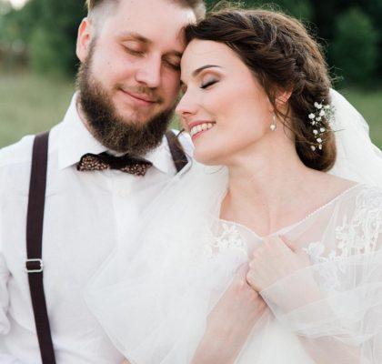 Загородная свадьба мечты