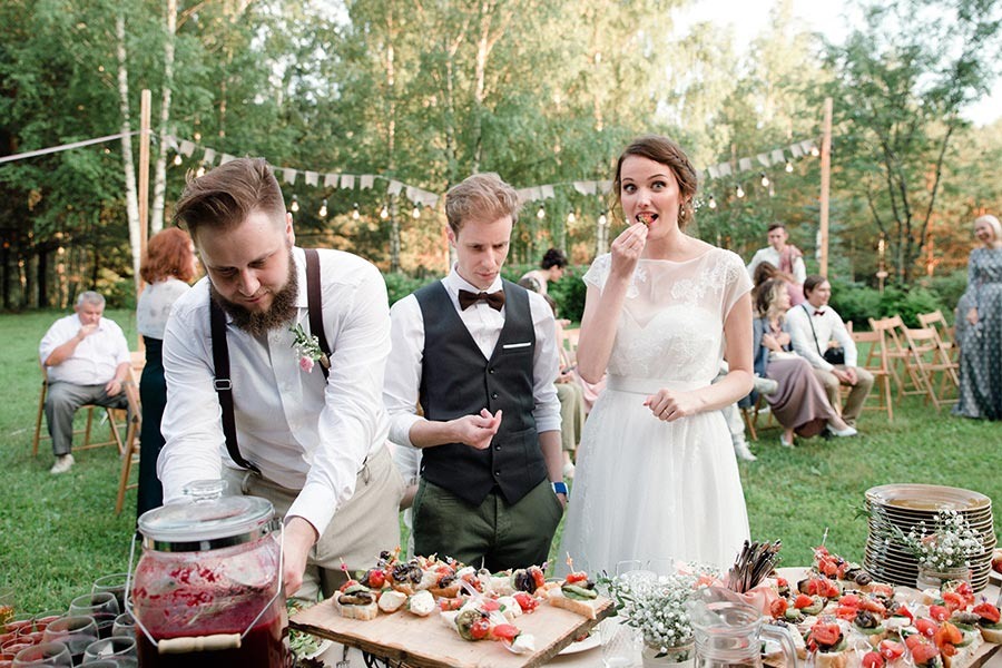 загородная свадьба мечты 22