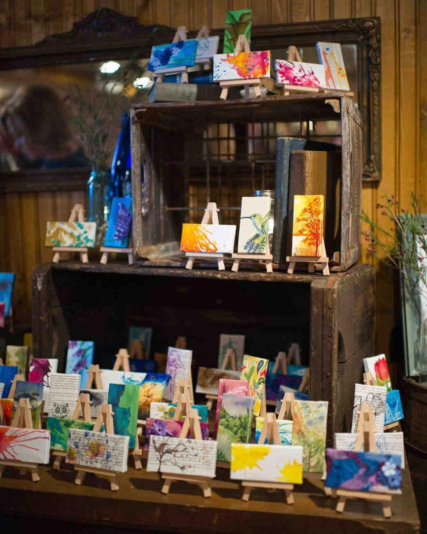 105 свежих идей подарков гостям на свадьбе 3