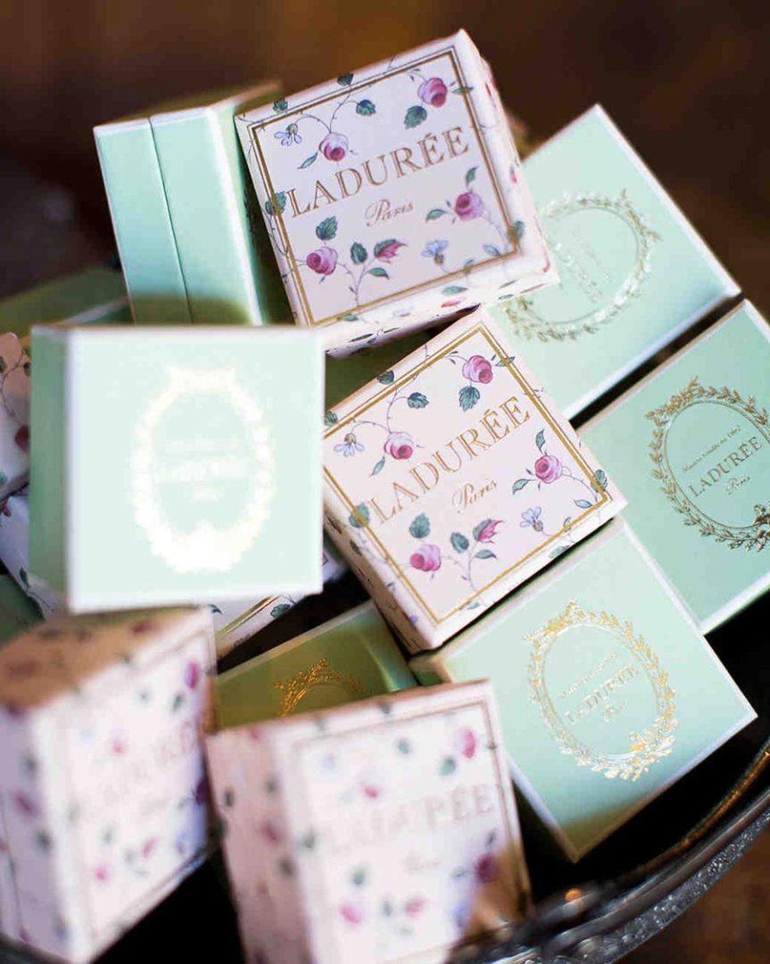 105 свежих идей подарков гостям на свадьбе 4