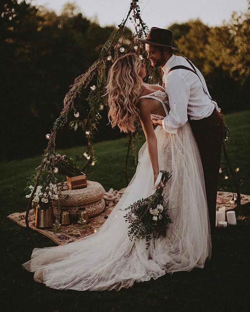 гид по свадьбе в стиле рустик 12