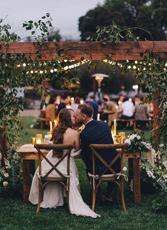 Гид по свадьбе в стиле рустик