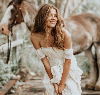 Идеальный летний образ невесты – как его создать?