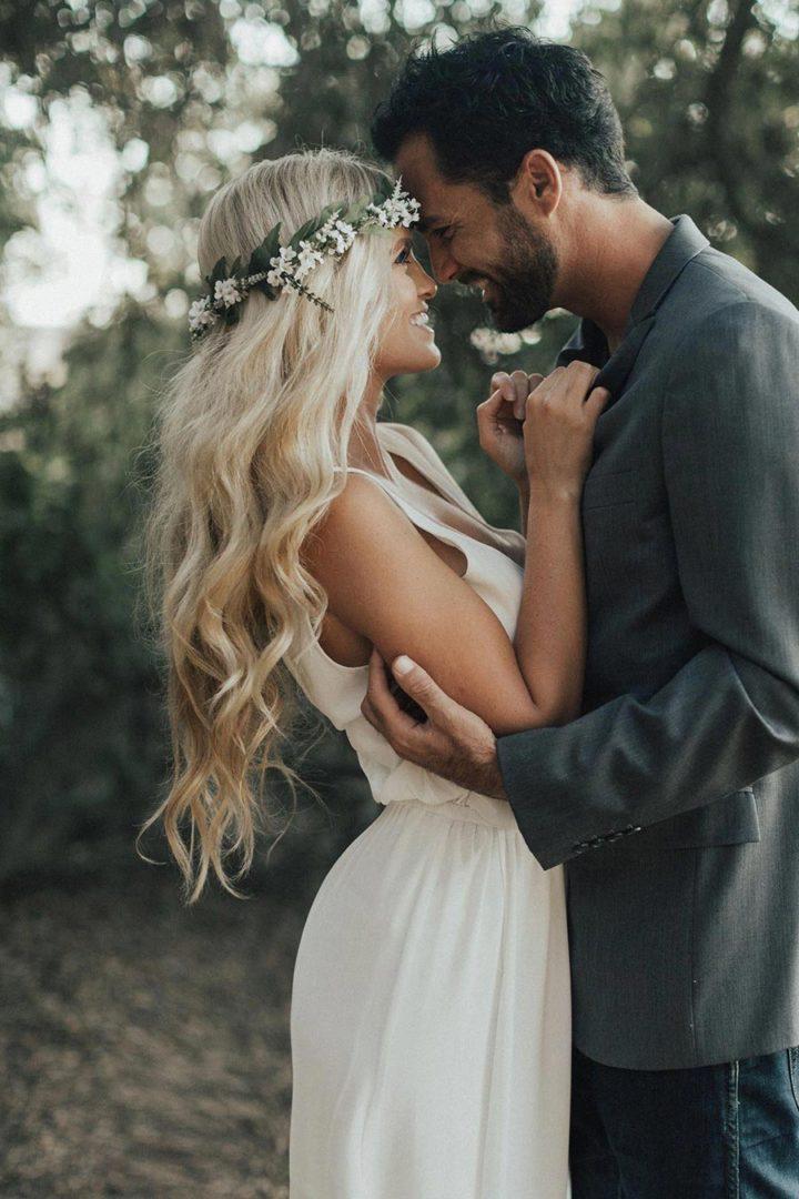 идеальный летний образ невесты как его создать 12