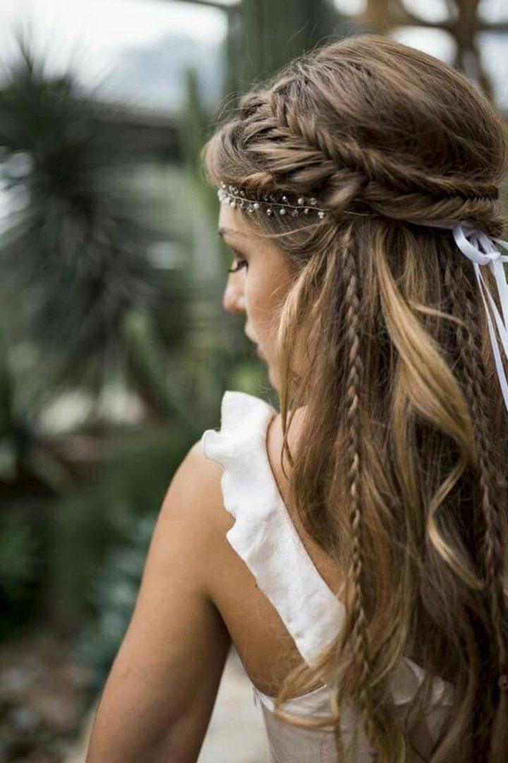 идеальный летний образ невесты как его создать 14