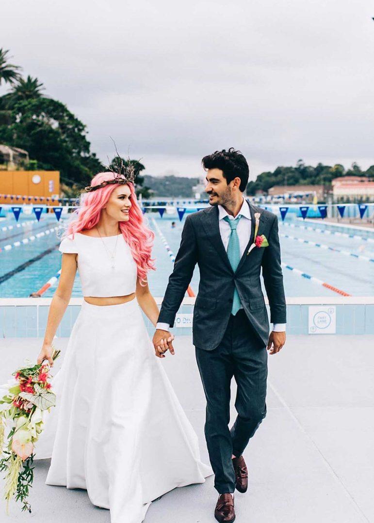 идеальный летний образ невесты как его создать 17