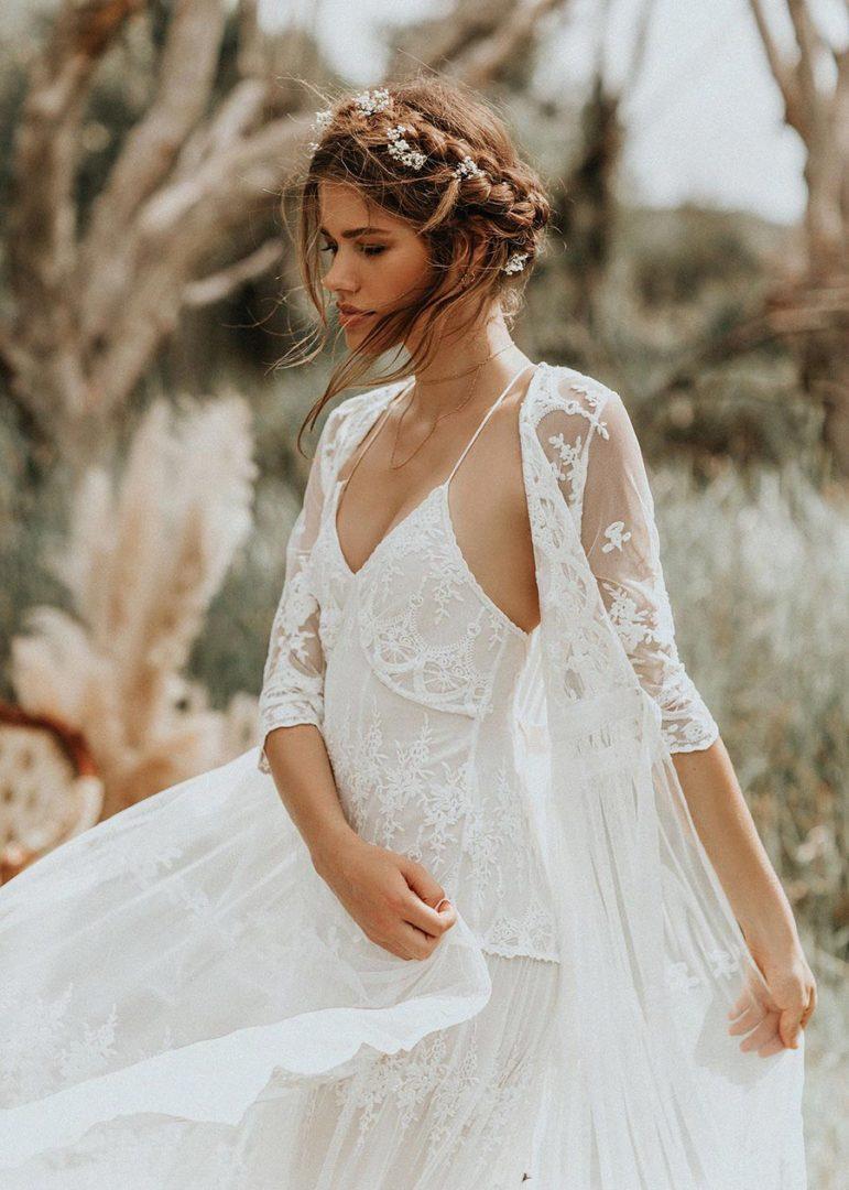 идеальный летний образ невесты как его создать 2