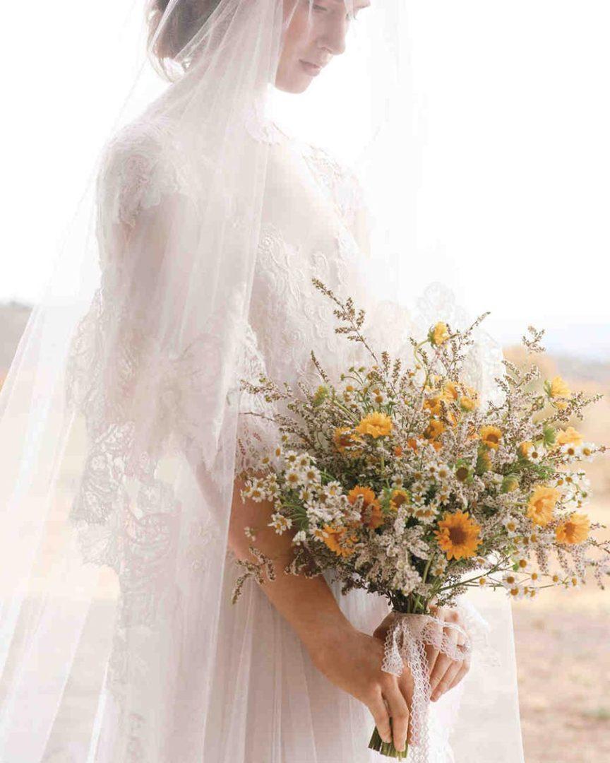 идеальный летний образ невесты как его создать 20