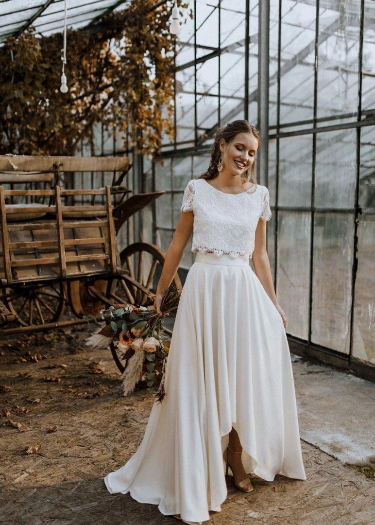 идеальный летний образ невесты как его создать 4