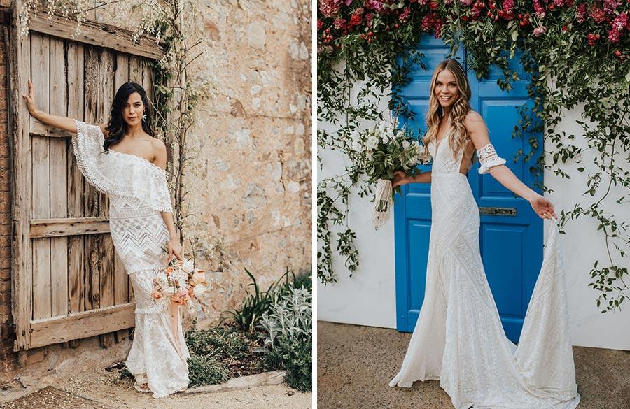 идеальный летний образ невесты как его создать 5